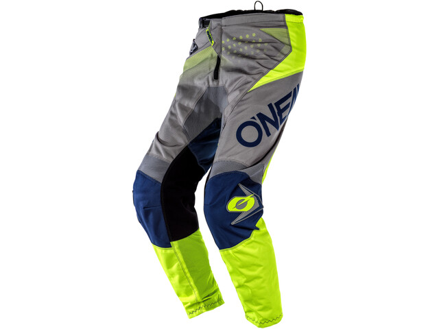O'Neal Element Hose Herren factor-gray/blue/neon yellow